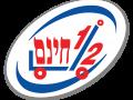 לוגו חצי חינם וקטורי